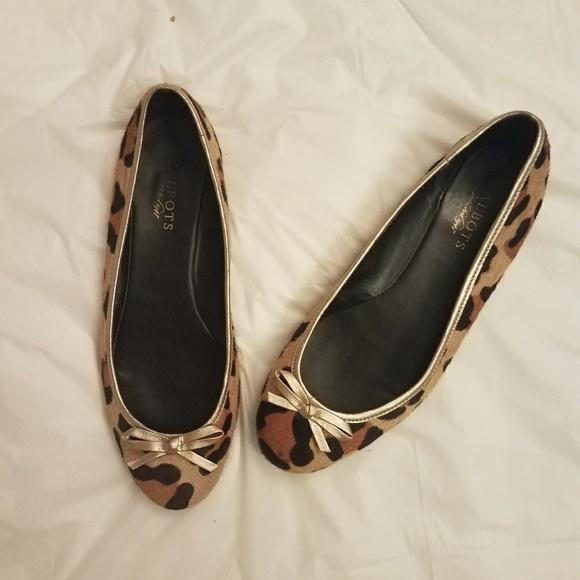 Talbots Shoes | Leopard Print Size 9